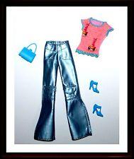 Beautiful  Barbie Clothes Set - Mattel - Fashionista, Fashion Avenue, Lot 2988