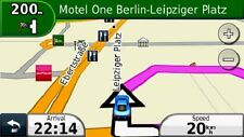 2017 Germany car navigation map set for Garmin GPS on MicroSD card