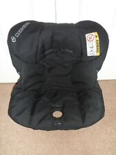 MAXI COSI CABRIOFIX CAR SEAT COVER ONLY IN BLACK