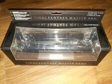 Final Fantasy VIII Squall Leonheart Master Arms Gunblade - New and unopened