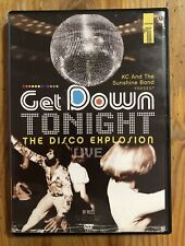 Get Down Tonight: The Disco Explosion DVD KC and the Sunshine Band