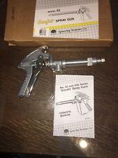 TeeJet Aa43La-Al6 Aluminum Spray Gun