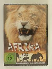 2 DVD Afrika Box