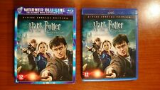 2252 Blu-ray Blu Ray Harry Potter And The Deathly Hallows Part 2 Regio 2