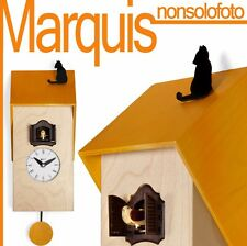 "horloge pendule à coucou art. 106 ""Vicenza"" horloges pirondini Time Marquis"