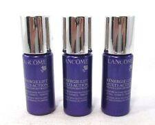 Lot/3 Lancome Multi-Action Intense Skin Revitalizer Firming Plumping ~ .34 oz x3