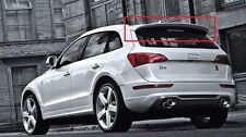 AUDI Q5 FROM 2007 - 2015 REAR ROOF SPOILER S-LINE LOOK NEW S5 SQ5