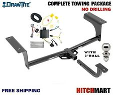 "FITS 2014-2017 MAZDA 6,  SEDAN CLASS 1 TRAILER HITCH PACKAGE w 2"" BALL 249080"