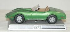 1975 Corvette Danbury Mint Collectible