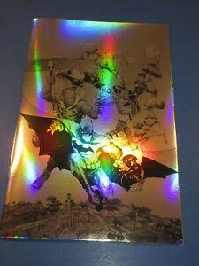 Batman Fortnite Special Edition #1 Super Rare Virgin Chrome Foil Variant NM Gem