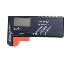 Nouveau testeur de batterie UK Volt Checker pour 9V 1.5V et AA Piles  LC