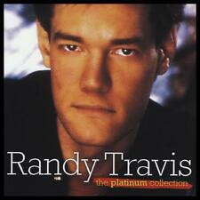 RANDY TRAVIS - THE PLATINUM COLLECTION CD ~ GREATEST HITS / BEST OF *NEW*