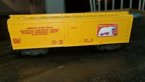 AMERICAN FLYER CIRCUS AFC 959 REEFER CAR, LOT # 1161