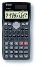Casio FX-991MS Scientific Calculator (gray) 401 function 2 way power calculator