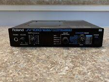 Roland Jv-1010 Half Rack 64-Voice Synth Sound Module