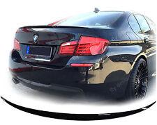 BMW F10 SPOILER HECKSPOILER M5 ABS HECK LIPPE Typ M FLÜGEL * SAPHIRSCHWARZ 475