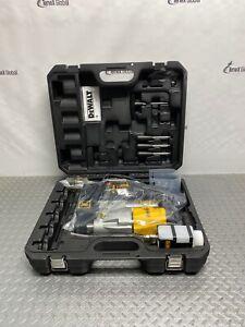 """Dewalt DWE1622K Two Speed Magnetic Drill Press 2"""" 120V 10Amps (P-22)"""