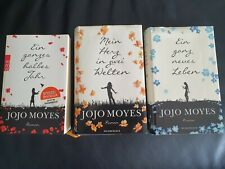 Jojo Moyes 3 teilige Romanreihe