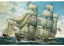 05406 Revell Modell U.S.S. United States Segelschiff