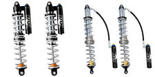 FOX FRONT REAR SHOCKS POLARIS RZR XP Turbo 1000 2.5/3.0 INTERNAL BYPASS DSC