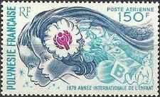 Timbre Enfance Polynésie PA145 ** lot 12258