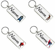 Rectangle Acrylic Cartoons & Characters Collectable Keyrings