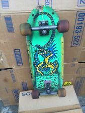 Vintage 1980s Nash Executioner Skateboard Original Red Line Xr-2 *pls Read*
