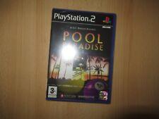 Pool Paradise-PlayStation 2 PS2-New & Sealed PAL VERSION