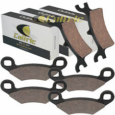 Brake Pads POLARIS SPORTSMAN 500 HO EFI 2003 2005 2006 2007 08 Front Rear Brakes