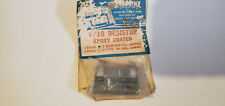 Parma 1599D 1/10 Resistor Epoxy Coated DBL Barrel Vintage RC Part