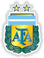 ARGENTINE FOOTBALL ASSOCIATION AFA la Coupe de l'Argentine Team Autocollant Pour Voiture