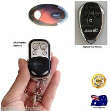 Garage Remote Control compatible with Latest chrome silver SUPERLIFT SDO-3