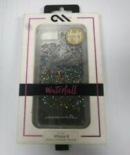 Case-Mate waterfall case for iphone 8. Shake it up . Free Shipping