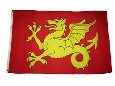 3x5 Wessex Dragon England West Saxons Kingdom Premium Flag 3'x5' Banner Grommets