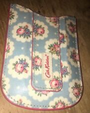 CATH KIDSTON blackberry case phone case oilcloth blue red floral