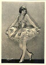 MARIAN NIXON AS BALLERINA - 1930s DOUBLEWEIGHT - N MINT