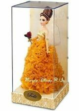 New Designer Disney Store Beauty and The Beast Princess Belle Doll LE 5916/8000