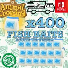 ✨Fish Baits x400 Esche Pesci✨🎮 Animal Crossing New Horizons 🎮Fast Delivery🚚💨