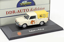 Trabant 1.1 Pick-up weiß / gelb 1:43 Atlas