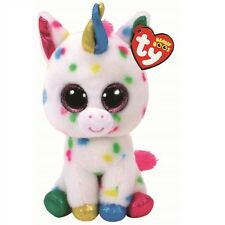 Ty Beanie Babies Boos 37266 Harmonie the Unicorn Boo Buddy