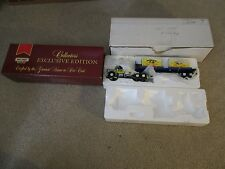 Matchbox Collector's Exclusive Edition Peterbilt Tractor Trailer 1:64 MIB RARE