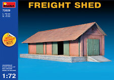 MINIART 1/72 marchandise Shed (Multicolore Kit) #72029