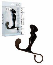 Fallo Anale stimolatore prostata prostatico per uomo plug nero doppio sex toys