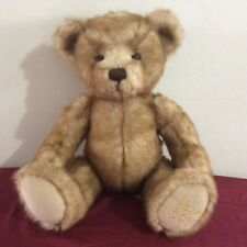 Harrods Of London Teddy Bear Freddie Bear 2011 Used