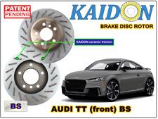 """AUDI TT disc rotor KAIDON (front) type """"BS"""" spec"""