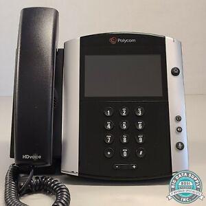 Polycom, VVX 600 VoIP Phone, P/N 2201-44600-001