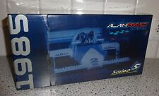 Brand New - unopened! Mclaren MP4/2B Alain Prost 1985 1/18 OVP SOLIDO