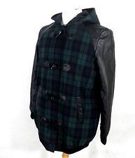 NEW Tartan Ladies Duffle Jacket  Size 14