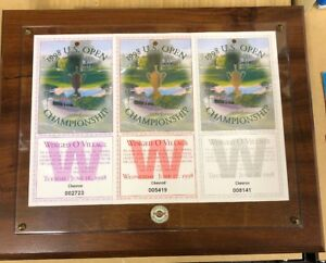 1998 US Open Championship Tickets - June 16th, June 17th and June 18th 1998
