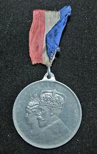 1911 Great Britain, George V Coronation Souvenir Medal, WM